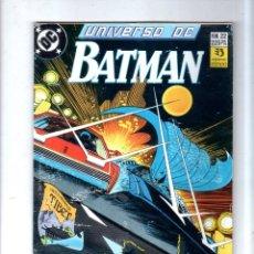 Cómics: BATMAN. EDICONES ZINCO. DC. Nº 22.. Lote 179140597