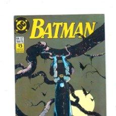 Cómics: BATMAN. EDICONES ZINCO. DC. Nº 57.. Lote 179141007