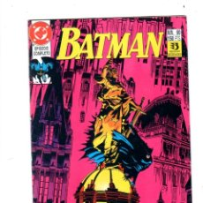 Cómics: BATMAN. EDICONES ZINCO. DC. Nº 60.. Lote 179141216
