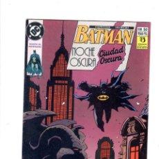 Cómics: BATMAN. EDICONES ZINCO. DC. Nº 50.. Lote 179141803