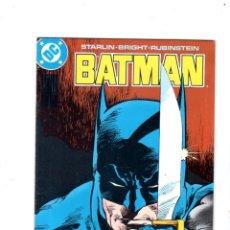 Cómics: BATMAN. EDICONES ZINCO. DC. Nº 30.. Lote 179141867
