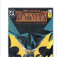 Cómics: BATMAN. EDICONES ZINCO. DC. Nº 1.. Lote 179142035