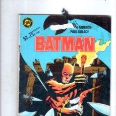 Cómics: BATMAN. EDICONES ZINCO. DC. Nº 13.. Lote 179142445