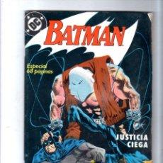 Cómics: BATMAN. EDICONES ZINCO. DC. Nº 1.. Lote 179142717