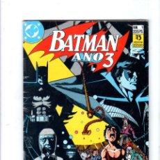 Cómics: BATMAN. EDICONES ZINCO. DC. Nº 1.. Lote 179143340