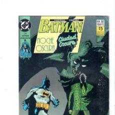 Cómics: BATMAN. EDICONES ZINCO. DC. Nº 52.. Lote 179144658