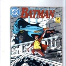 Cómics: BATMAN. EDICONES ZINCO. DC. Nº 44.. Lote 179145163