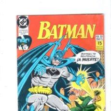 Cómics: BATMAN. EDICONES ZINCO. DC. Nº 53.. Lote 179145243