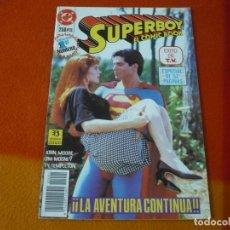 Cómics: SUPERBOY EL COMIC BOOK Nº 1 ( JOHN MOORE JIM MOONEY ) ¡BUEN ESTADO! ZINCO DC. Lote 179219817