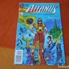 Cómics: CRONICAS DE ATLANTIS Nº 1 ( PETER DAVID ESTEBAN MAROTO ) ¡BUEN ESTADO! ZINCO . Lote 179220006