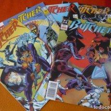 Cómics: BUTCHER NºS 1 AL 5 ¡COMPLETA! ( MIKE BARON ) ¡BUEN ESTADO! DC ZINCO . Lote 179220145