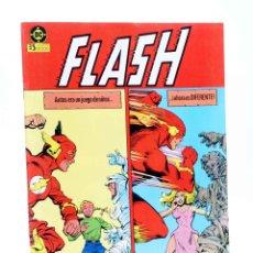 Cómics: FLASH VOL 1. 12. EL BUENO,EL MALO, LA HERMOSA (BATES / INFANTINO) ZINCO, 1984. OFRT. Lote 222363957