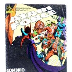 Cómics: ATARI FORCE 5. SOMBRÍO AMANECER (CONWAY / ANDRU / GARCÍA LÓPEZ) ZINCO, 1984. OFRT. Lote 179308775