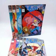 Cómics: TIME MASTERS LOS AMOS DEL TIEMPO 1 A 8. MINISERIE COMPLETA (WAYNE / SHINER / THIBERT) ZINCO, 1990. Lote 179308785