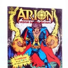 Cómics: ARION SEÑOR DE LA ATLÁNTIDA. RETAPADO NºS 1 A 5 (KUPPERBERG / DUURSEMA) ZINCO, 1985. + WARLORD. OFRT. Lote 179308795