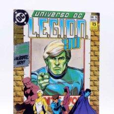 Cómics: UNIVERSO DC 18. LEGION '90 (GIFFEN / GRANT / KITSON) ZINCO, 1989. OFRT. Lote 179308868
