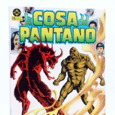 Comics: LA COSA DEL PANTANO 4. EN LA CELDA BLANCA (PASKO / YEATES) ZINCO, 1984. OFRT. Lote 179308873