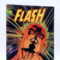 Cómics: FLASH VOL 1. 13. INFIERNO EN EL CEMENTERIO (BATES / INFANTINO) ZINCO, 1984. OFRT. Lote 179308911