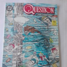 Comics: QUESTION 24 # QW. Lote 202864122