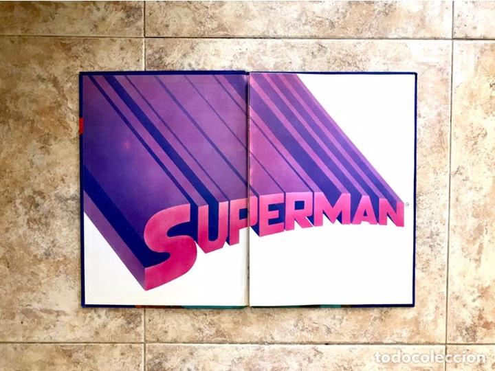 Cómics: LOTE SUPERMAN EL LIBRO - TOMO 1 Y 2 - COMIC LAIDA MARVEL - Foto 2 - 179331510