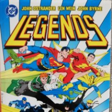 Cómics: LEGENDS. Lote 179333876