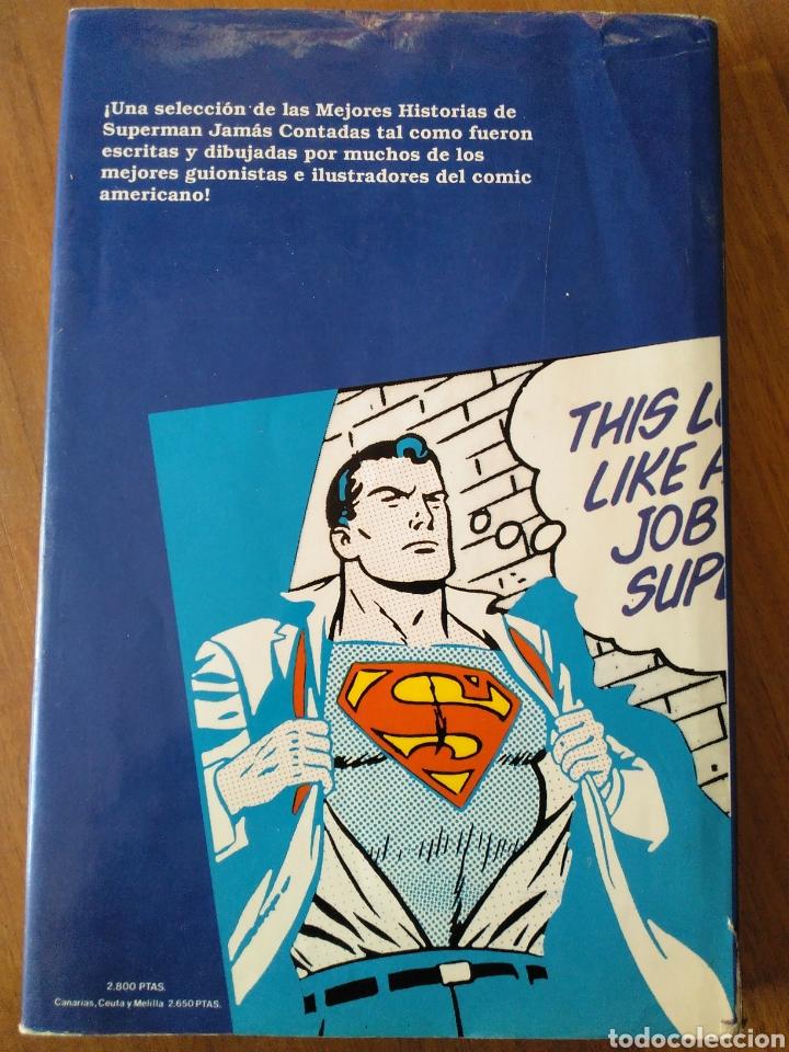Cómics: Las mejores historias de Superman jamás contadas - Foto 2 - 179526412
