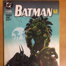 Cómics: BATMAN ESPECIAL Nº 1 POR DOUG MOENCH KELLEY JONES Y JOHN BEATTY - BATMAN NºS 521 - 522 USA - ZINCO. Lote 179549807