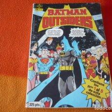 Cómics: BATMAN Y LOS OUTSIDERS 1 AL 5 RETAPADO ( BARR APARO ) ¡BUEN ESTADO! DC ZINCO. Lote 179777743
