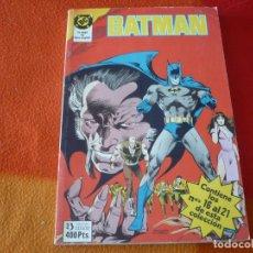 Cómics: BATMAN NºS 16 AL 21 RETAPADO ( NEAL ADAMS ) ¡BUEN ESTADO! DC ZINCO SAGA DE RAS AL GHUL. Lote 179814365