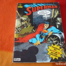 Cómics: SUPERMAN NºS 16 AL 20 RETAPADO 4 ( SWAN BARRETO) ¡BUEN ESTADO! DC ZINCO. Lote 179960576