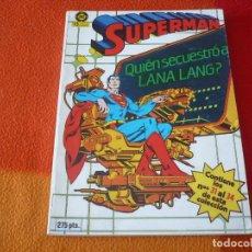Cómics: SUPERMAN NºS 31 AL 34 RETAPADO 7 ( SWAN ) ¡BUEN ESTADO! DC ZINCO. Lote 179960698