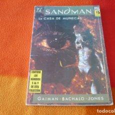 Cómics: SANDMAN NºS 5 AL 9 RETAPADO 2 ( GAIMAN ) ¡BUEN ESTADO! DC ZINCO LA CASA DE MUÑECAS. Lote 180051793
