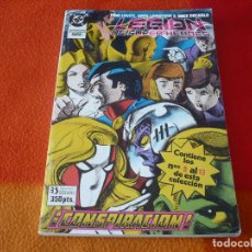 Cómics: LEGION DE SUPERHEROES NºS 9 AL 13 RETAPADO 2 ( LEVITZ ) ¡BUEN ESTADO! DC ZINCO . Lote 180068535