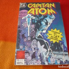 Cómics: CAPITAN ATOM NºS 1 AL 4 RETAPADO 1 ( BRODERICK ) ¡BUEN ESTADO! DC ZINCO . Lote 180070666