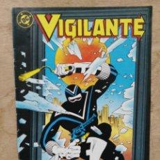 Cómics: VIGILANTE - Nº 28 - ED. ZINCO. Lote 180169253
