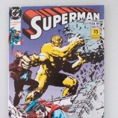 Cómics: SUPERMAN EDICIONES ZINCO. NÚMERO 91. Lote 180217007