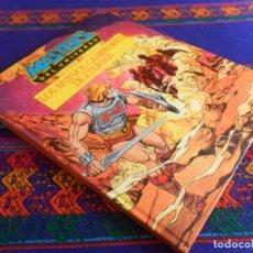 Cómics: MASTERS DEL UNIVERSO Nº 2 LOS NUEVOS CAMPEONES DE ETERNIA. ZINCO 1987. CUENTO TAPA DURA.. Lote 180221532