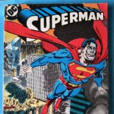 Cómics: SUPERMAN RETAPADO 44, 45, 46 Y 47 - ZINCO 1988 ''BUEN ESTADO'' (VER 5 FOTOS). Lote 180272671