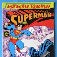 Cómics: SUPERMAN: ESPECIAL VERANO Nº 2 (HISTORIA COMPLETA) ZINCO 1987. Lote 180275418