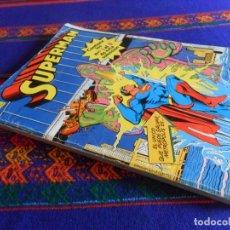 Cómics: ZINCO VOLUMEN 1 RETAPADO SUPERMAN CON NºS 1 2 3 4 5. 1987. MUY DIFÍCIL. . Lote 180295820