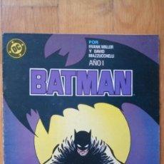 Cómics: BATMAN AÑO 1. NÚMERO 2. Lote 180297531