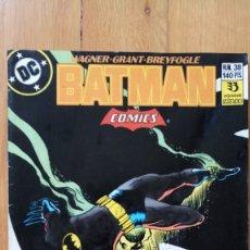 Cómics: BATMAN 38. Lote 180344338
