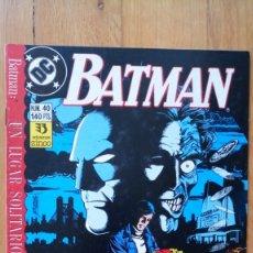 Cómics: BATMAN 40. Lote 180344428