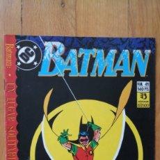Cómics: BATMAN 41. Lote 180344460