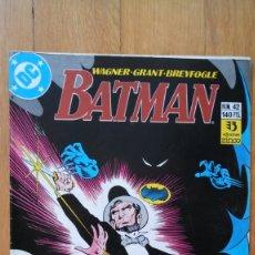 Cómics: BATMAN 42. Lote 180344478