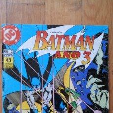 Cómics: BATMAN AÑO 3, NÚMERO 2. Lote 180344610