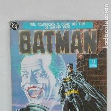 Cómics: BATMAN .FIEL ADAPTACIÓN AL COMIC DEL FILM DE WARNER BROS. 1989. Lote 180392340