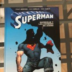 Cómics: TOMO SUPERMAN Y LOS HOMBRES DE ACERO. Lote 180403727