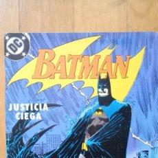 Cómics: BATMAN JUSTICIA CIEGA 3. Lote 180420228
