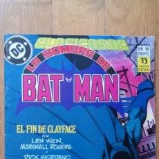 Cómics: CLÁSICOS DC 10: LA SOMBRA DE BATMAN. Lote 180420743